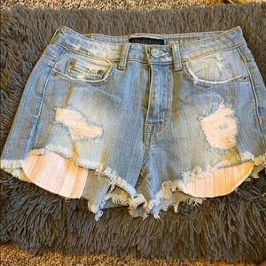 Aeropostale shorts, perfect condition,